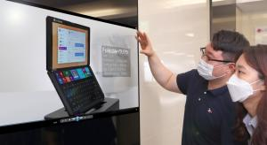 LG Display next generation OLEDs showcased at SID 2020