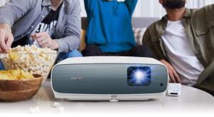 BenQ launches new Home Cinema and Gaming projectors