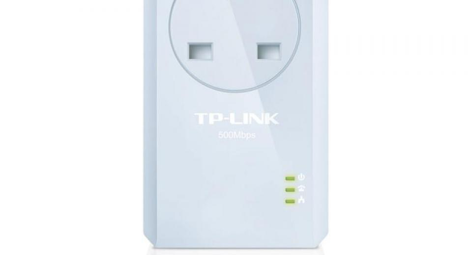 TP-Link AV500 Powerline Adaptor kit with AC Passthrough Review