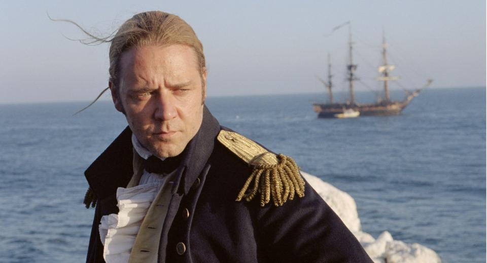 Master and Commander: The Far Side of the World Blu-ray Review