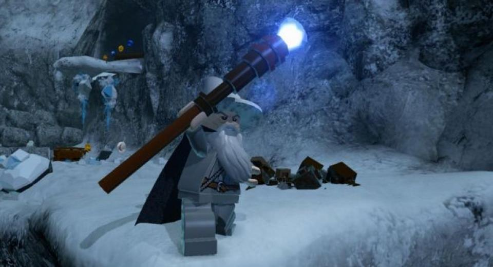 LEGO Lord of the Rings Xbox 360 Review