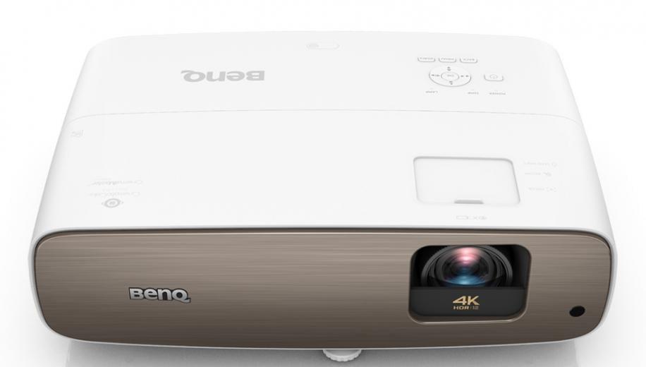 BenQ W2700 4K DLP Projector Review