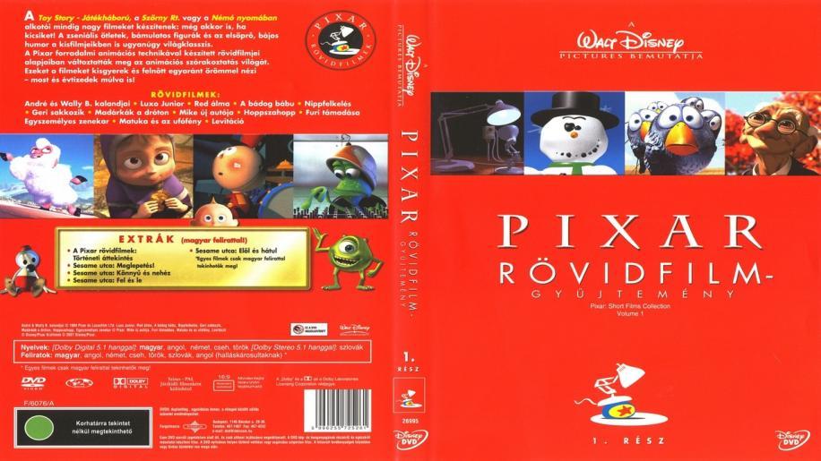 The Pixar Shorts: A Short History Movie Review