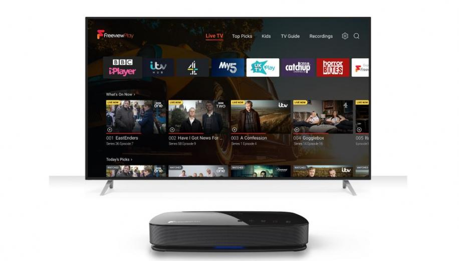 Humax launches AURA 4K Freeview Play Recorder