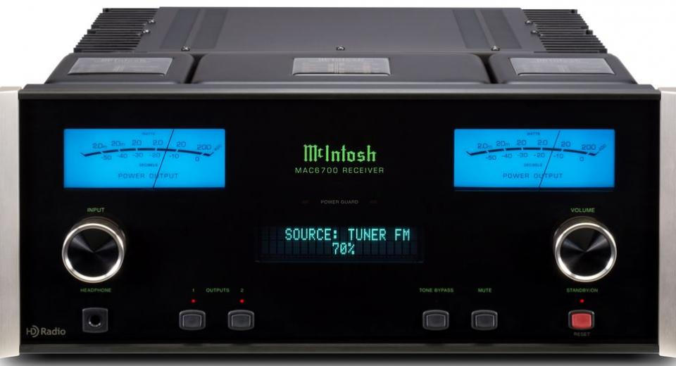 McIntosh release their first receiver in 20 years