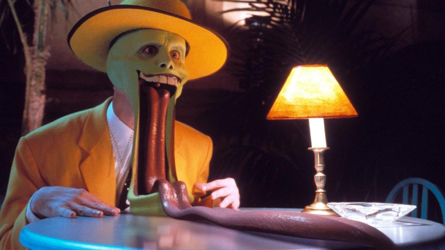 The Mask DVD Review