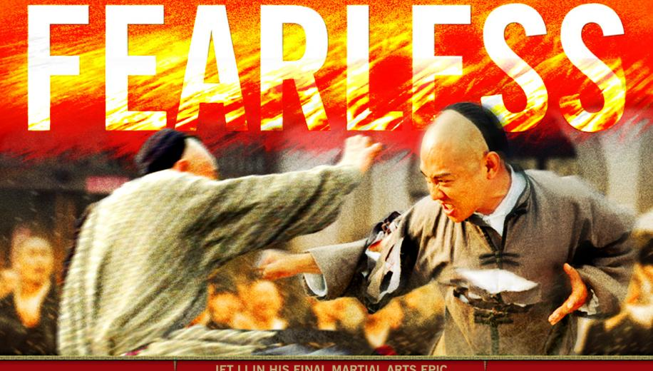 Fearless DVD Review