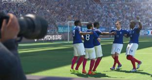 PES 2015 PlayStation 4 Review
