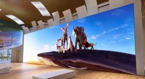 Sony unveils largest 16K screen