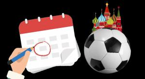 World Cup 2018: TV Fixtures & Schedules