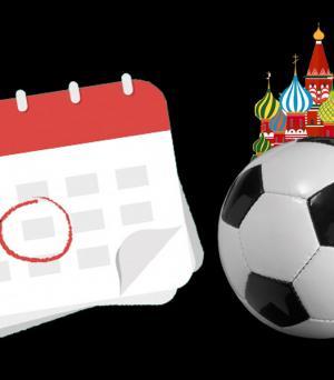 World Cup 2018: TV Fixtures & Schedules