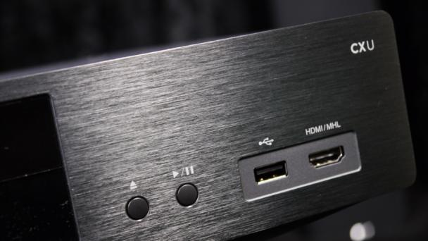 Cambridge Audio CXU Blu-ray Player Review