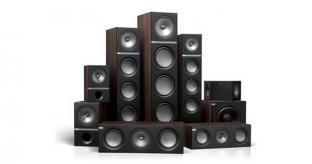 KEF Q700 Surround Sound Speaker Package