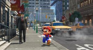 Who's getting excited for Super Mario Odyssey on Nintendo Switch?