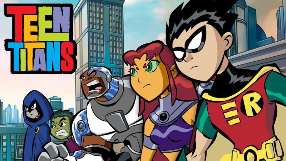 Teen Titans: Season 1 DVD Review