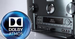 Dolby Atmos AV Receivers Group Test