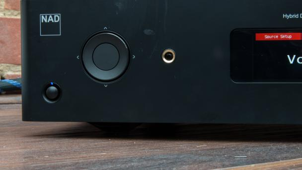 NAD C 368 Integrated Amplifier Review