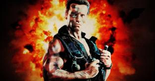 Commando Blu-ray Review