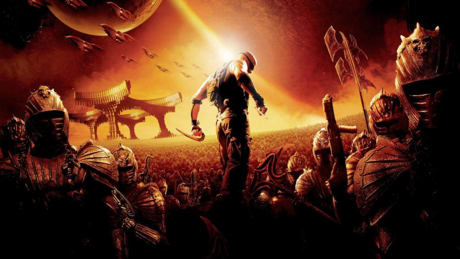 The Chronicles Of Riddick  (DTS Extended Edition) DVD Review