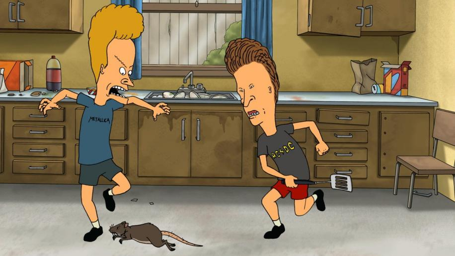 Beavis And Butthead: The Mike Judge Collection Volume 1 DVD Review