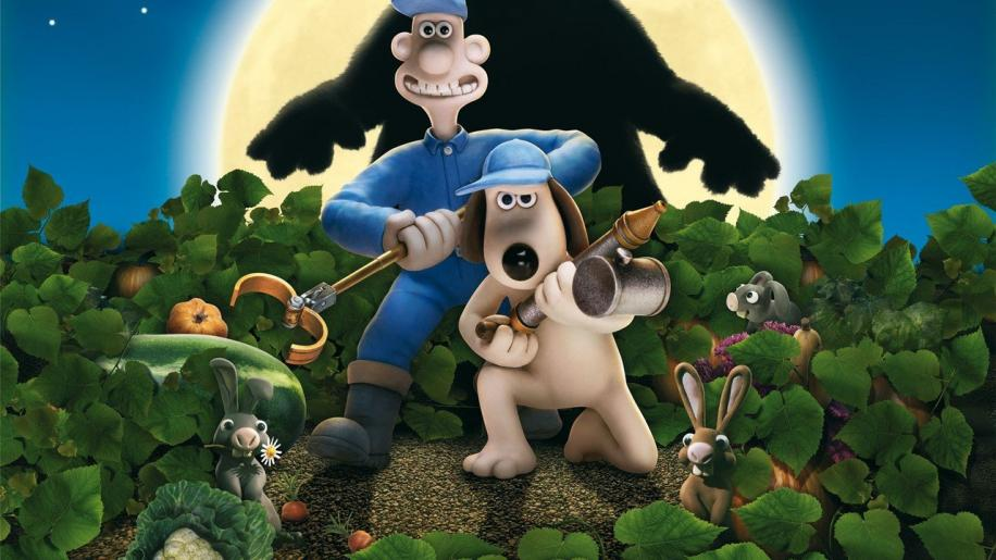 Wallace & Gromit in The Curse of the Were-Rabbit DVD Review