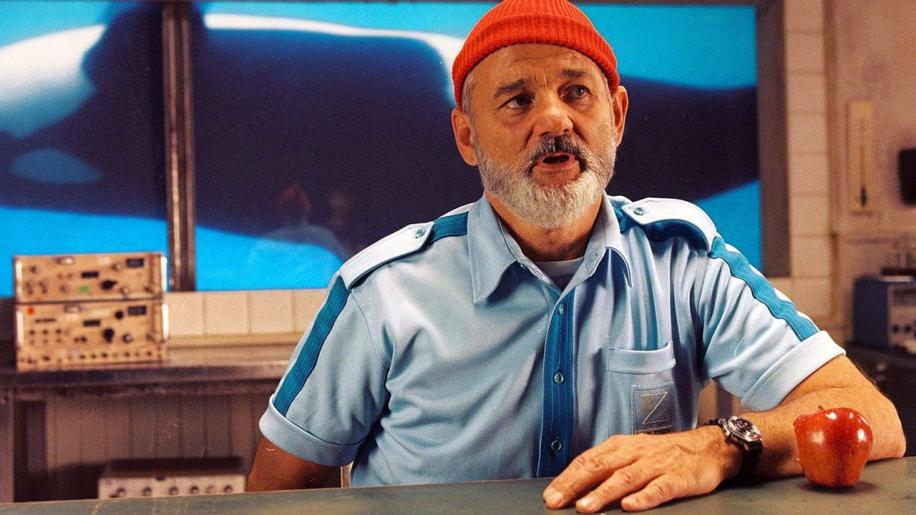 The Life Aquatic With Steve Zissou DVD Review