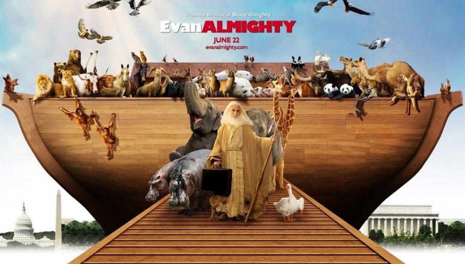 Evan Almighty DVD Review