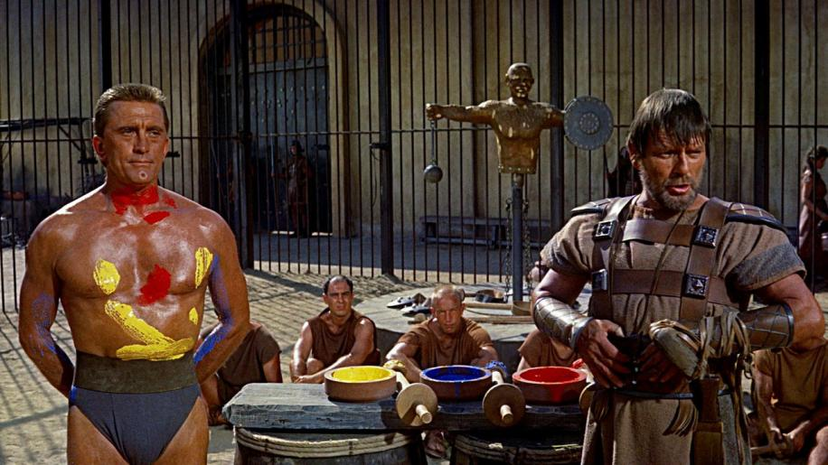 Spartacus Special Edition DVD Review