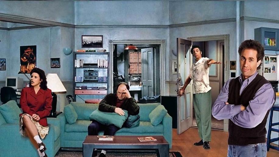 Seinfeld: Complete Season 4 DVD Review