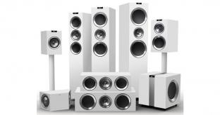 KEF R700 AV 5.1 Speaker Package Review