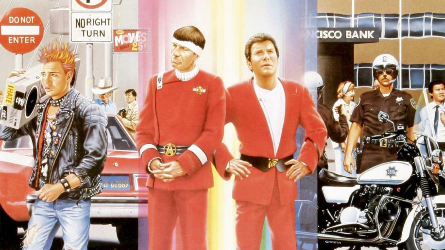 Star Trek IV: The Voyage Home Review