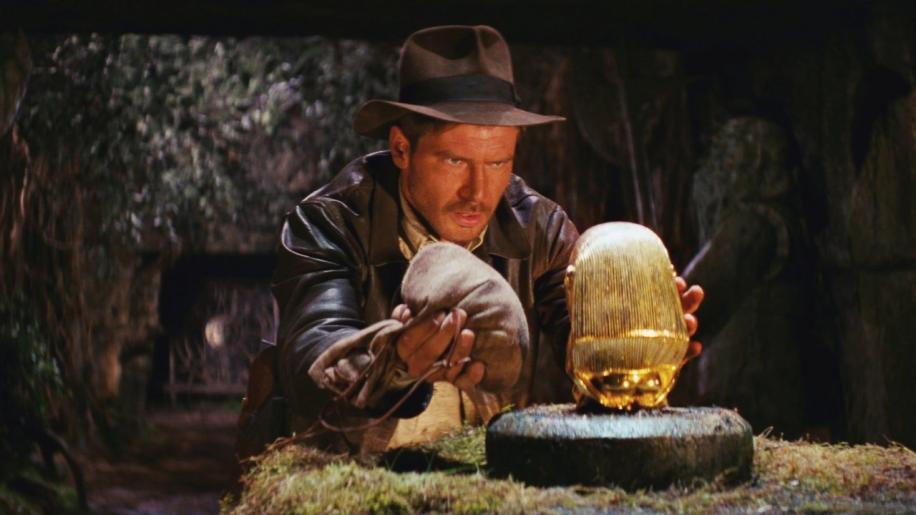 The Adventures Of Indiana Jones DVD Review