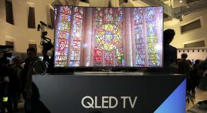 Samsung launches QLED TVs at CES