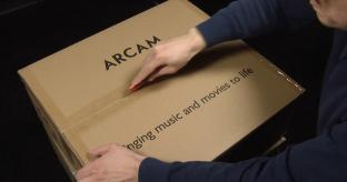 VIDEO: Unboxing the Arcam UDP411 Blu-ray Player