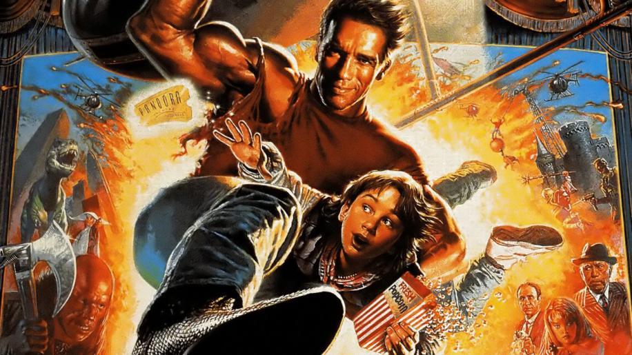 Last Action Hero: Superbit Edition DVD Review