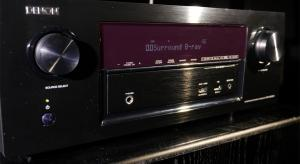 Denon AVR-X3300W 7.2 Channel AV Receiver Review