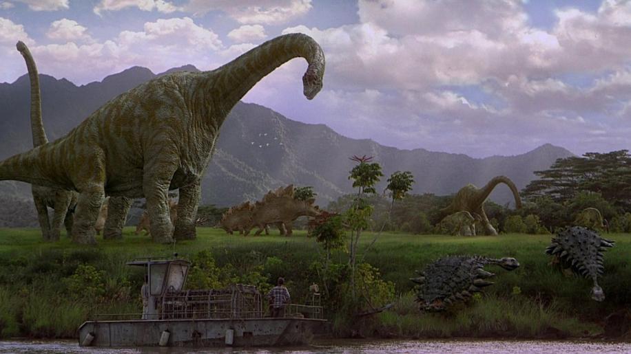 Jurassic Park III DVD Review