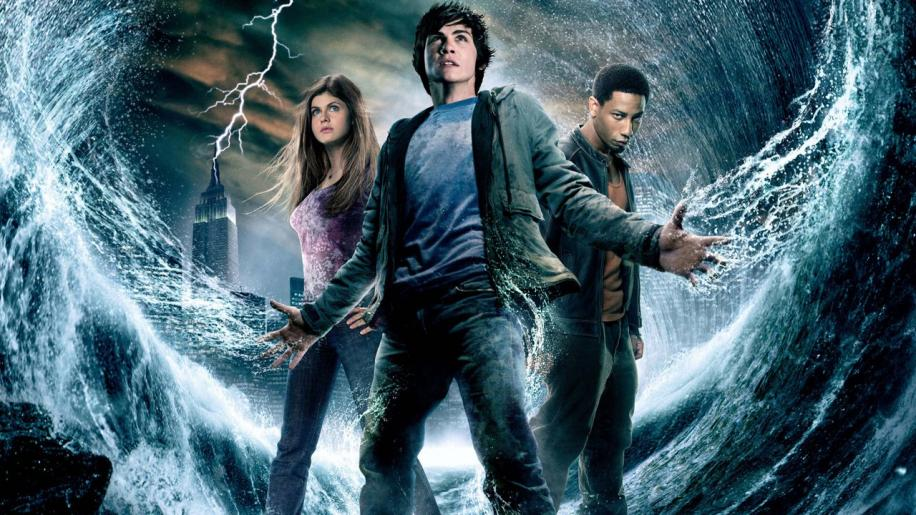 Percy Jackson & the Lightning Thief Review