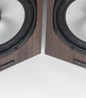 Fyne Audio F301 Standmount Speaker Review