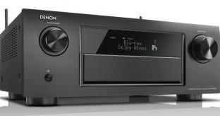 Denon and Marantz announce Auro3D upgrade