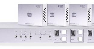 HDanywhere HDTV Multiroom Single Wire Distribution System Review