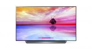 LG 55C8V OLED 4K TV Preview