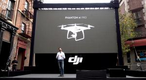 DJI Launch the Phantom 4 Pro and Inspire 2 drones with an update to the DJI Go app
