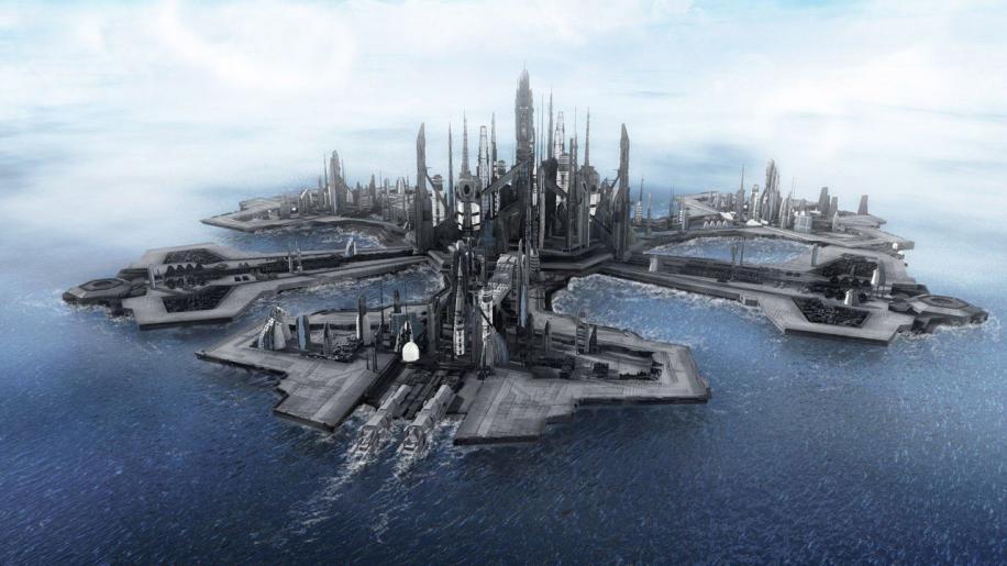 Stargate Atlantis: Season 1 DVD Review