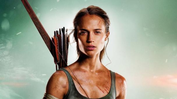 Tomb Raider 4K UHD Blu-ray Review