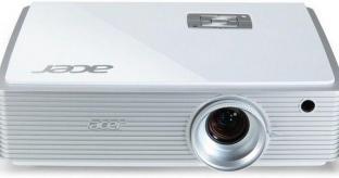 Acer K750 LED/Laser Hybrid DLP Projector Review
