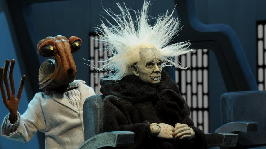 Robot Chicken: Star Wars Episode II DVD Review