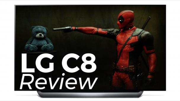 LG C8 65-inch OLED TV Video Review