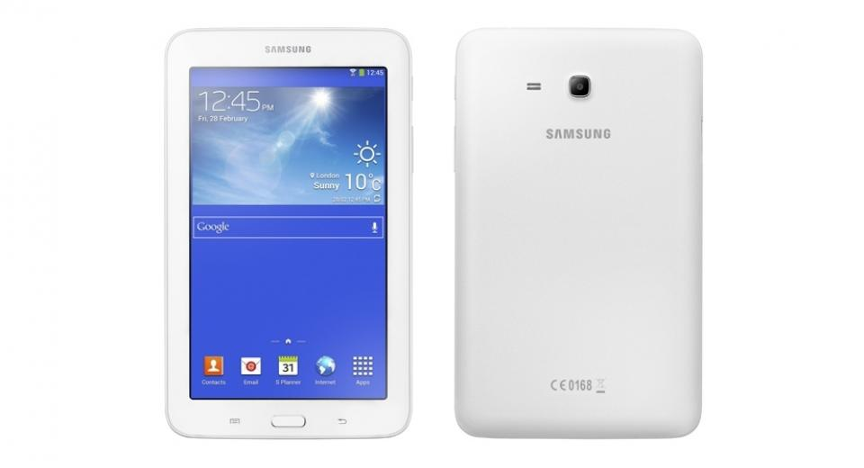 samsung confirms galaxy tab 3 lite avforums. Black Bedroom Furniture Sets. Home Design Ideas