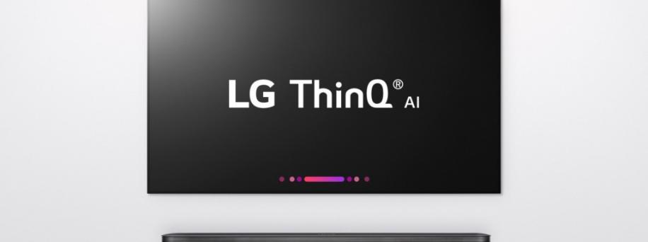 CES 2018 News: LG 2018 OLED TV line-up